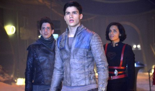 Descendants of Krypton
