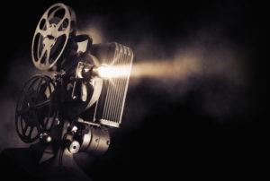 movie film projector