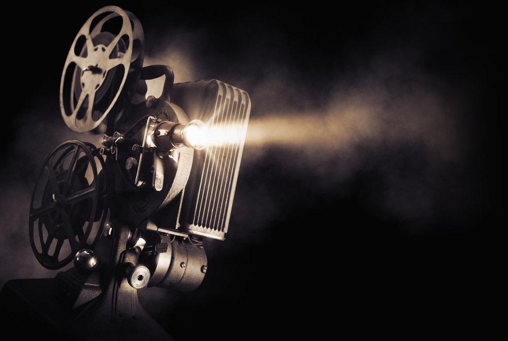 movie film projector
