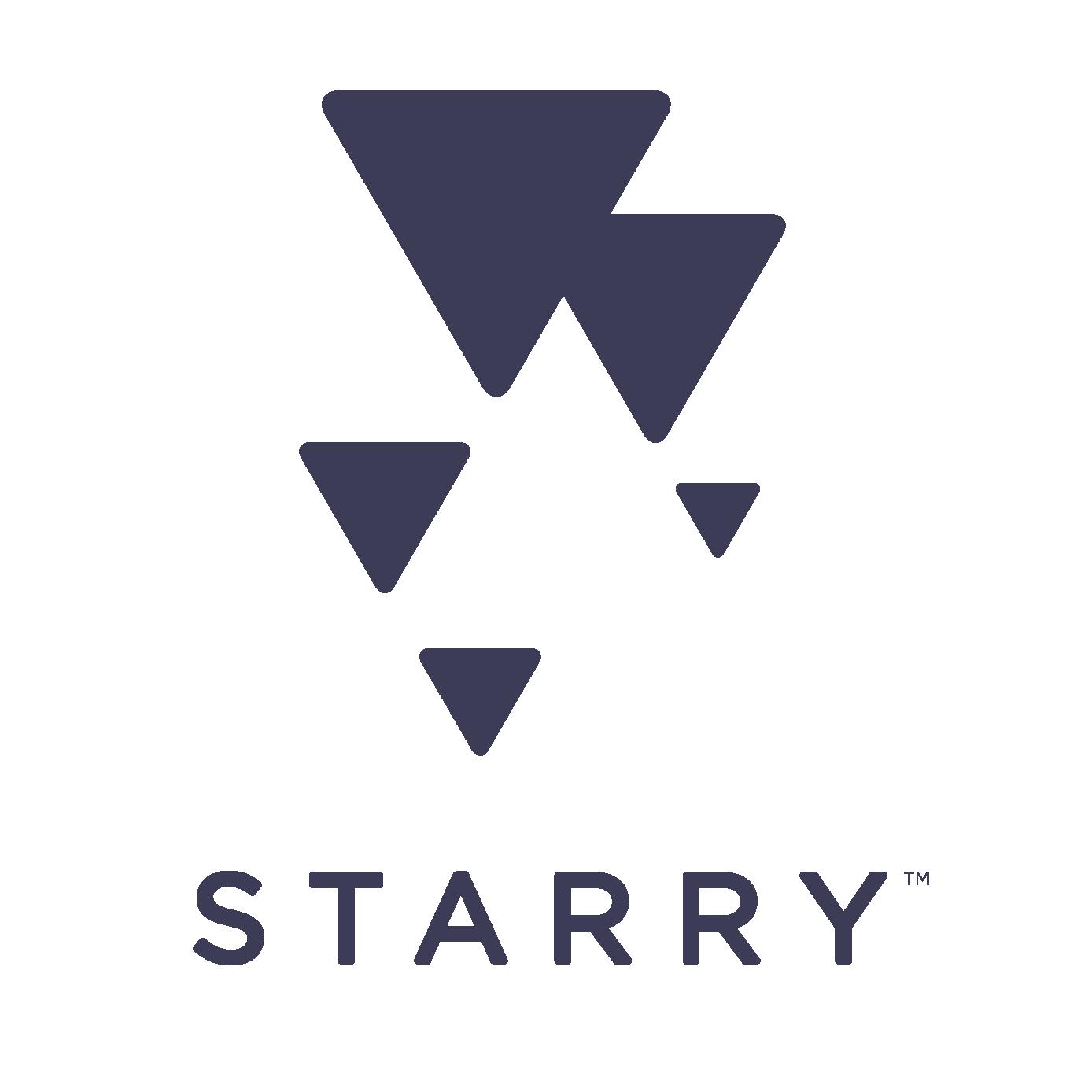 Starry logo