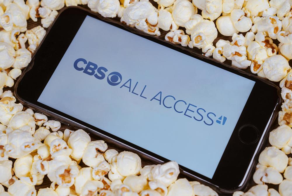 cbs-all-access mobile screenshot