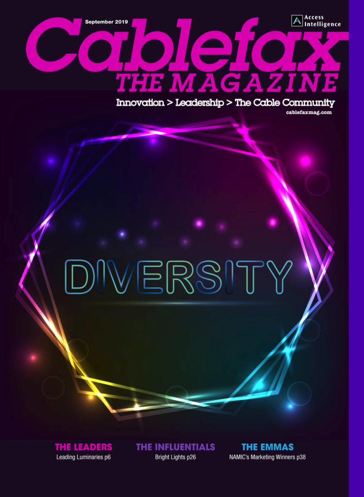 Cablefax Magazine Diversity Issue 2019