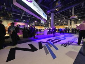 NAB Show Floor