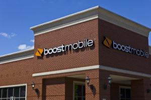 Boost Mobile store