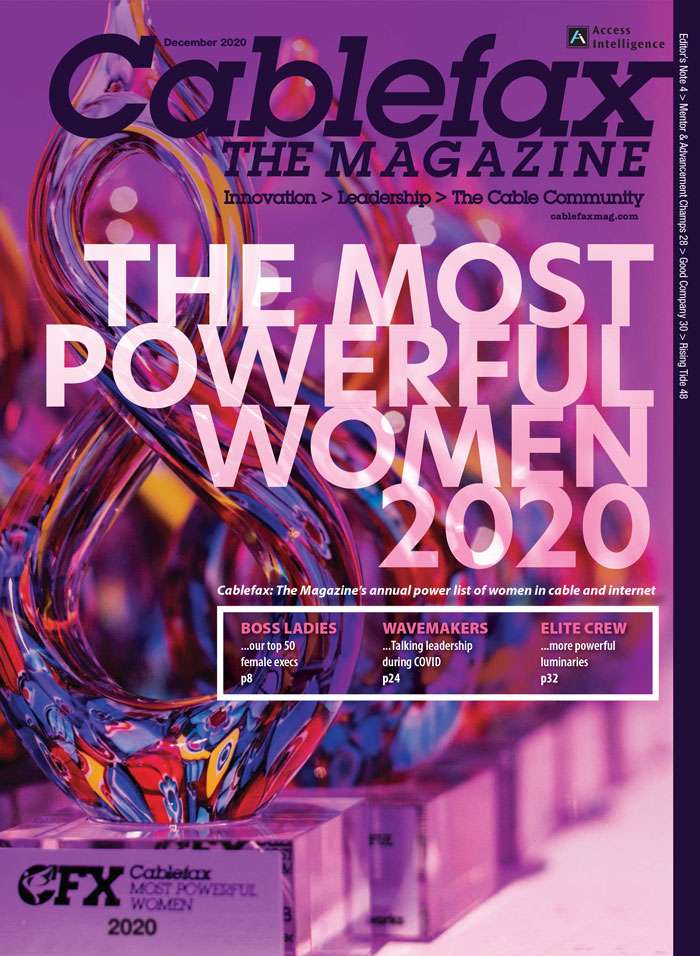 CFX Magazine Most Powerful Women 2020