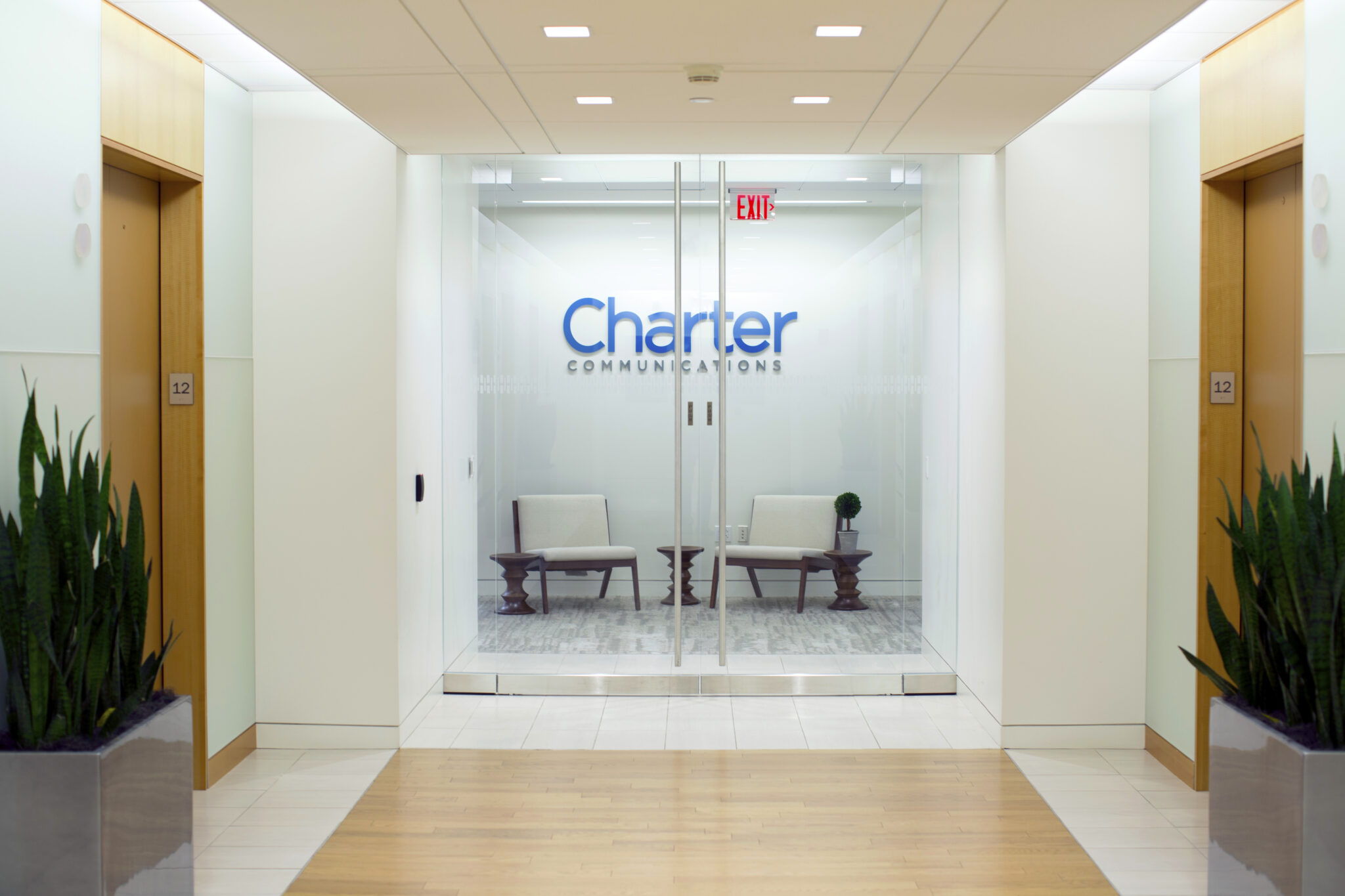 Charter Communications headquarters in Stamford, CT