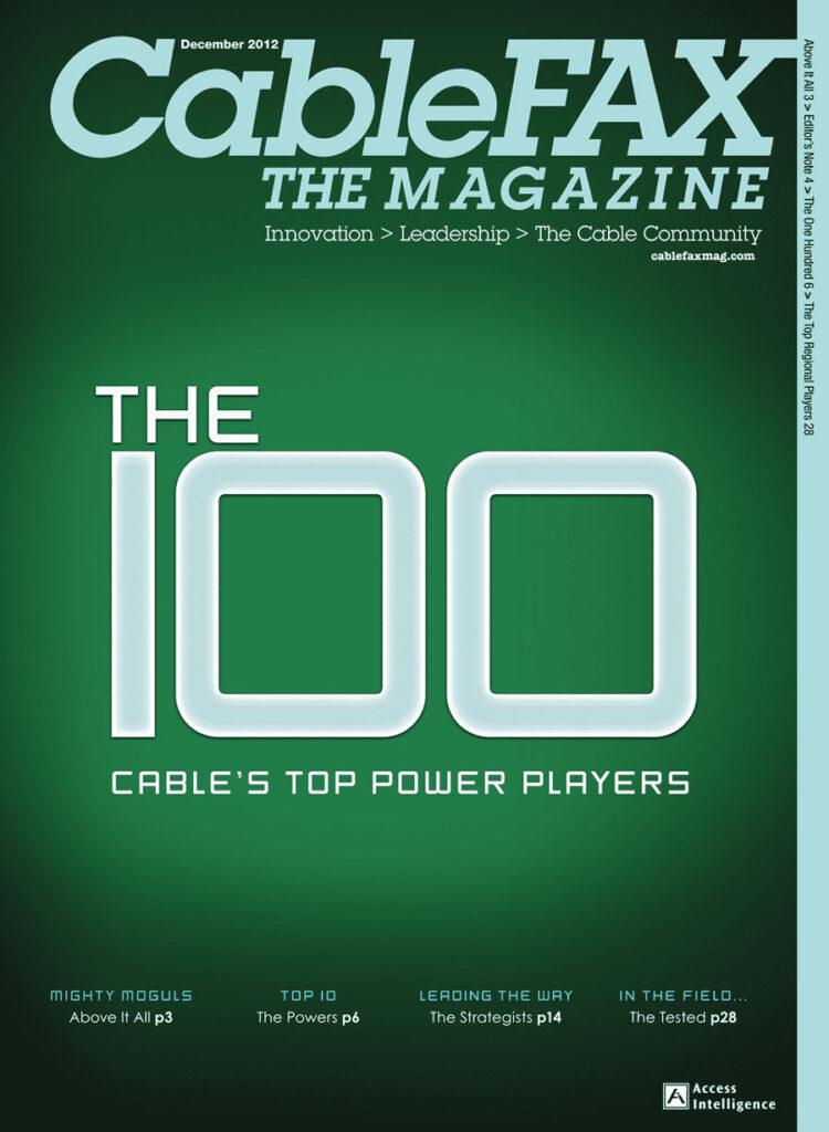 CFX 100 2012