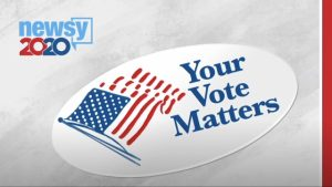 Newsy 2020: Your Vote Matters