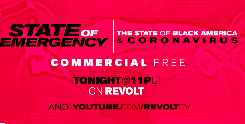 State of Emergency: The State of Black America & the Coronavirus (special)