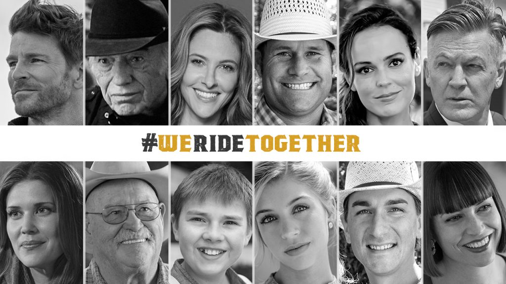 We Ride Together