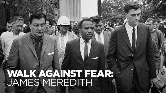 Walk Against Fear: James Meredith