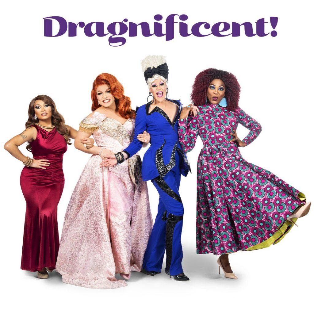 Dragnificent! on TLC