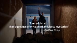 Hallmark Movies & Mysteries Image Spot