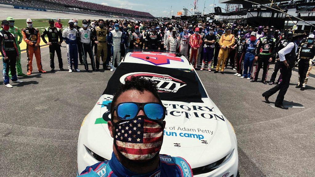 NASCAR 2020: UNDER PRESSURE, a MotorTrend docuseries