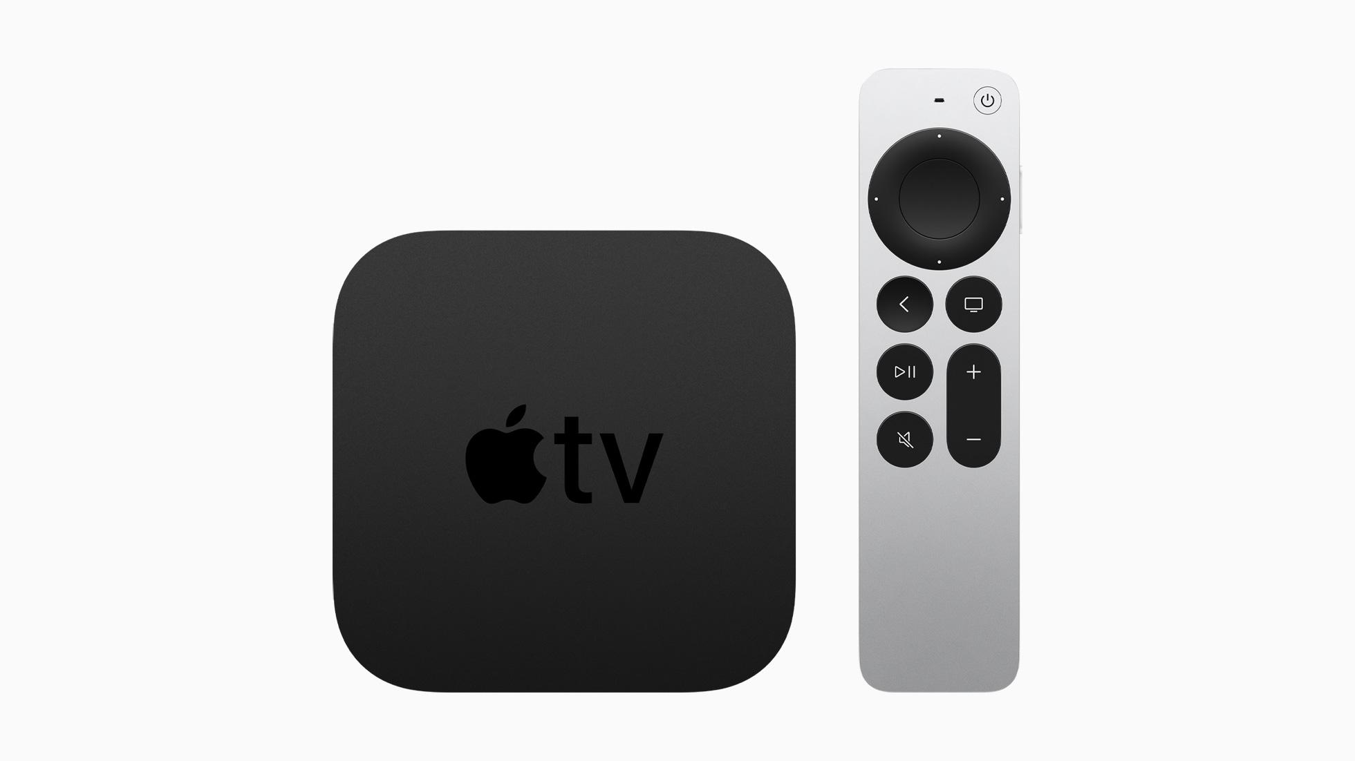Apple TV 4K April 20 release