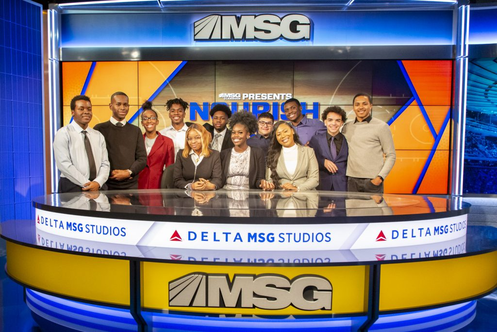 MSG Classroom - MSG Networks