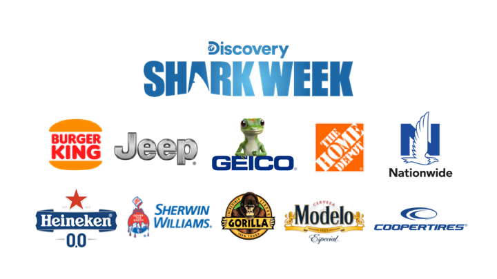 Shark Week Integrated Partnerships - Discovery Channel